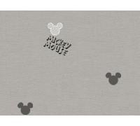 100% хлопок сатин Denim Mickey (DX0010, DX0011)