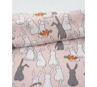 (3050) DTP Кролик с морковкой