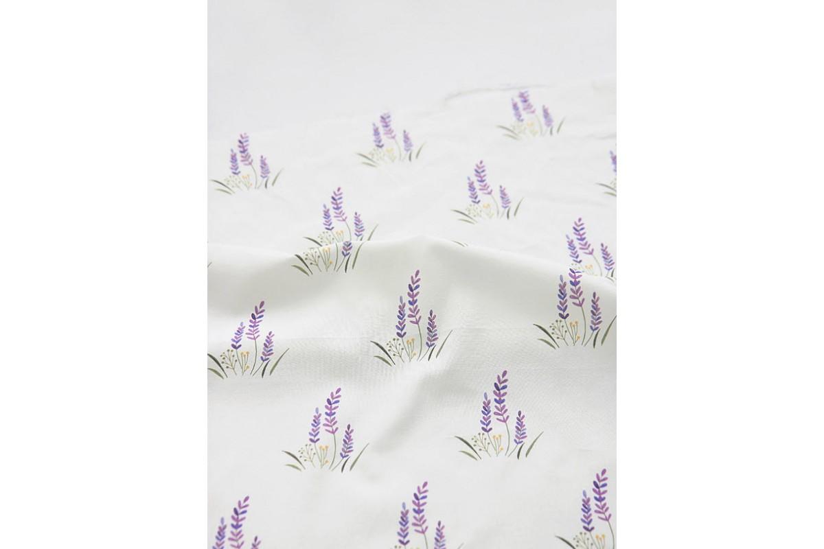 (3257) DTP фиолетовый цветок