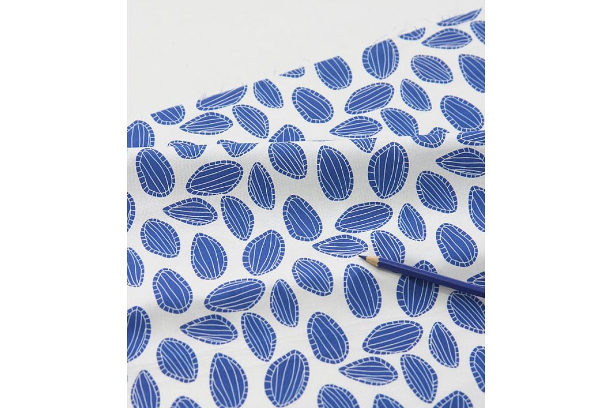 (3226) DTP овал синий с полосами