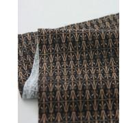 (3536) DTP Узоры (коричневые)