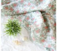 (4228) DTP Вискоза Цветы