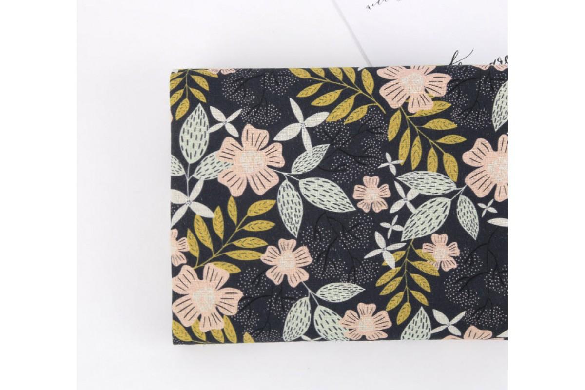 (P0000GTA) DTP лен цветы (GP1007)