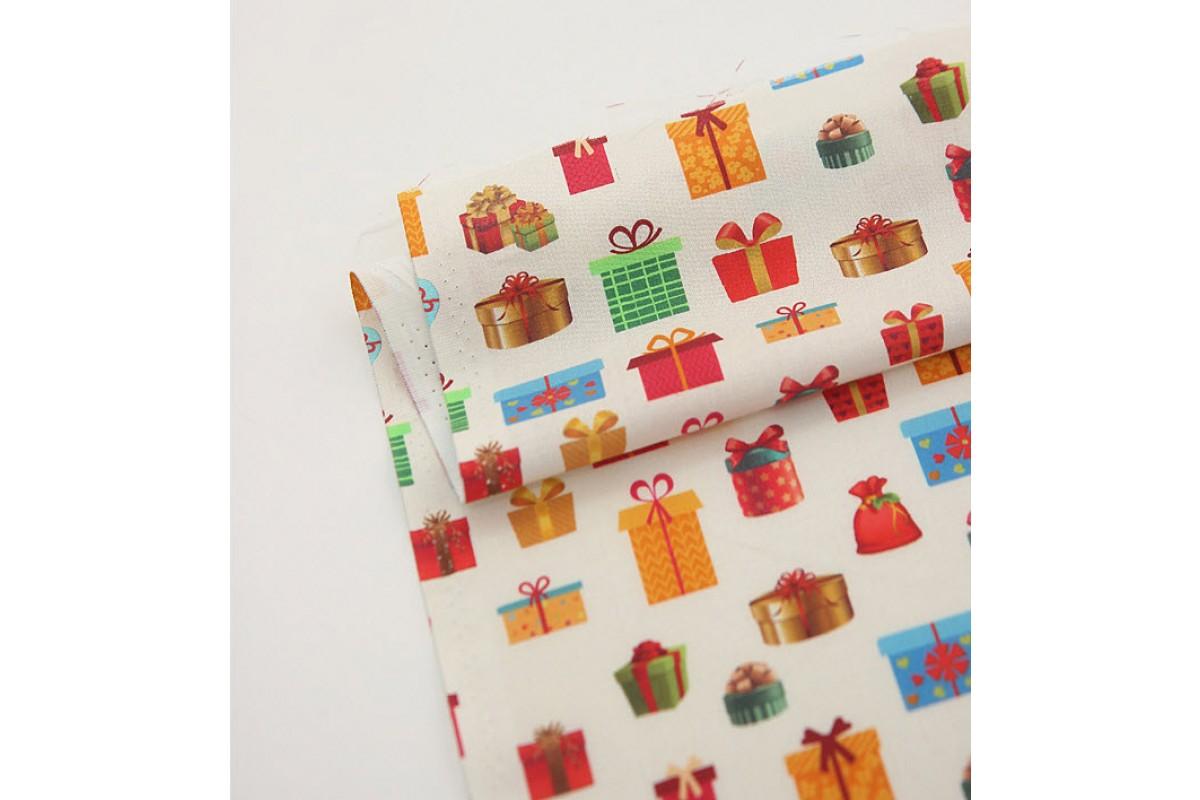 (3438) DTP Новогодние подарки