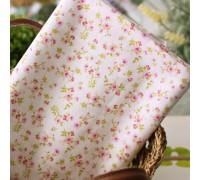 (110) Цветы на розовом (N1138)