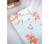 (1825) Весенний цветок (светло-синий)