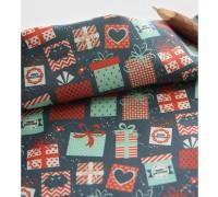 (2639) DTP Рождественские подарки YS1016