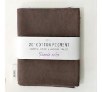 (2999) 20 ' Cotton Pigment Natural Color &washing Fabric:#05 темно-фиолетовый