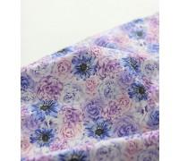 (3342) DTP цветочная вечеринка (фиолетовый)