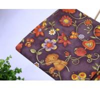 (697) Плющ садовый (фиолетовый) N1227