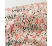 (3417) DTP Розовые цветы