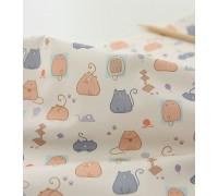 (3421) DTP Пухлый кот