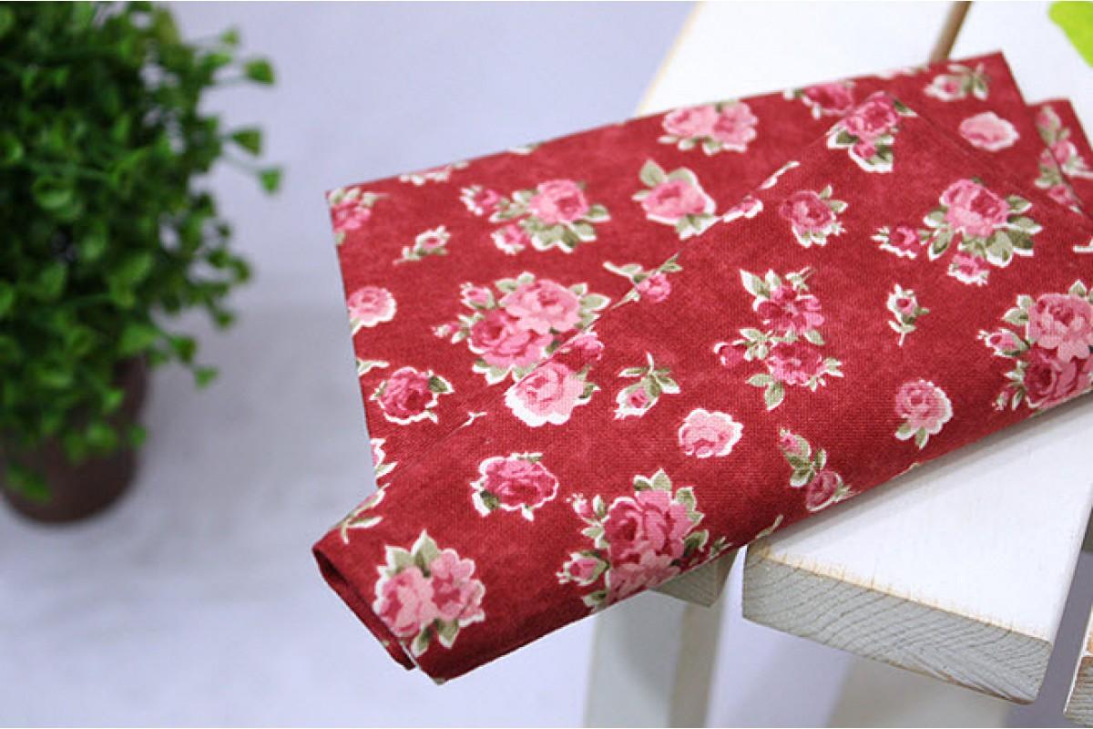 (710) Цветок Сирия красный (N1218)