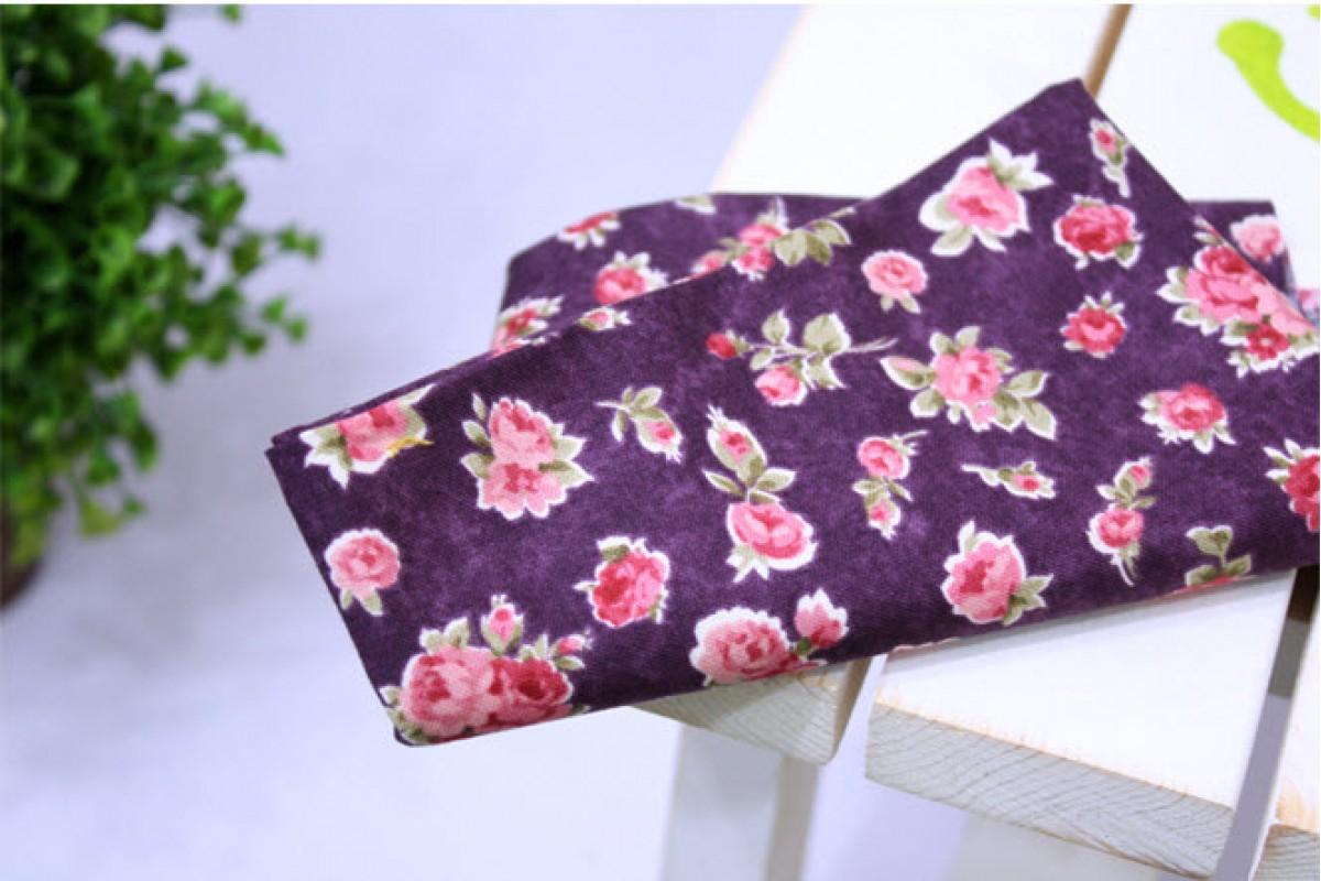 (713) Цветок Сирия фиолетовый (N1218)