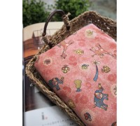 (769) Животные на розовом (N1238)