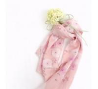 (3877) DTP Цветы (розовый)