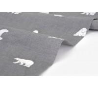 Лен 545 ramie 100% Baby bear (медведь)