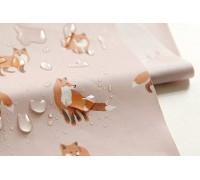 Ламинированный хлопок 69 Winter fox