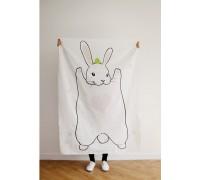 (1054145) Кролик с сердцем (купон)