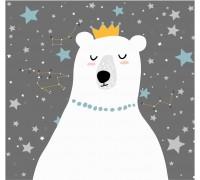 (1060395) Белый медведь (купон)