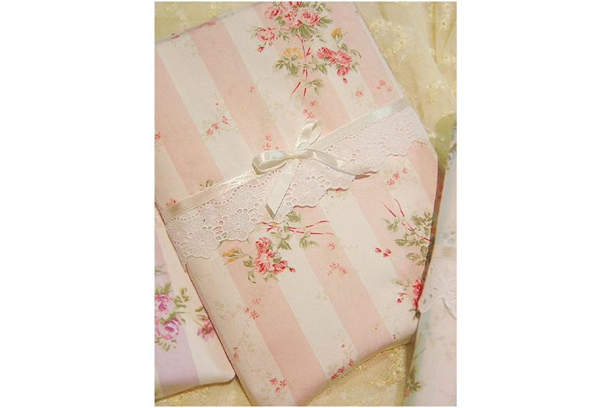 (FA1568) Эшли Lien (розовый)