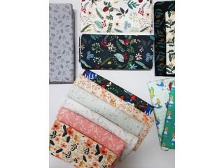 Приостановление продажи тканей мелким оптом  производителя Cotton Korea
